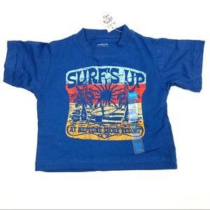 Children's Place Baby Boy T Shirt Tee Surfer